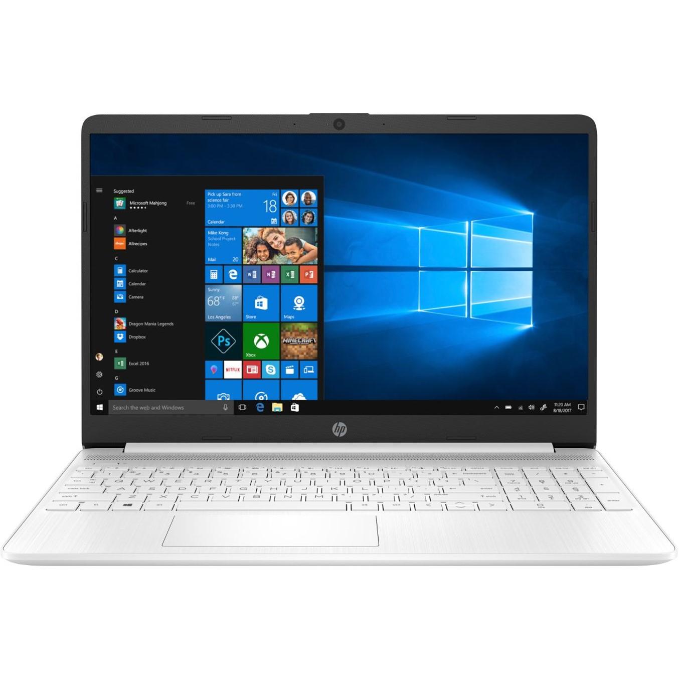 Portátil HP 15S-FQ1005NS i7-1065G7 8GB 256GB SSD 15.6