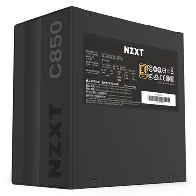 Fuente Alimentación Modular NZXT ATX Power Supply 850W