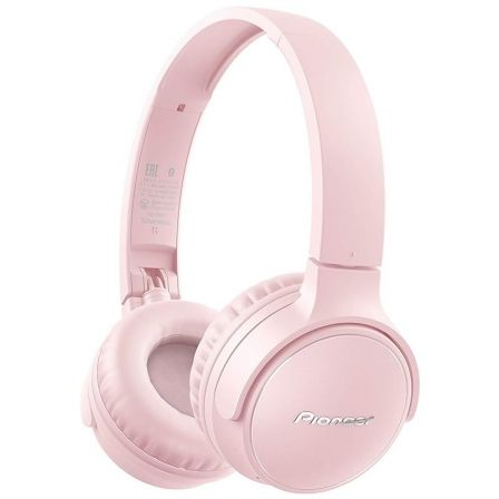 AURICULARES BLUETOOTH PIONEER SE-S3BT-P ROSA
