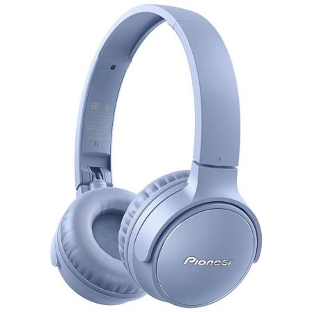 AURICULARES BLUETOOTH PIONEER SE-S3BT-L AZUL