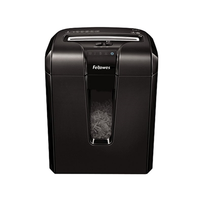 Fellowes Destructora 63CB corte partículas 4x50mm