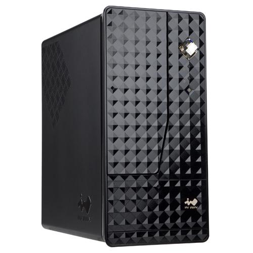 Caja Mini-ITX In Win Diva Starry Black 160W