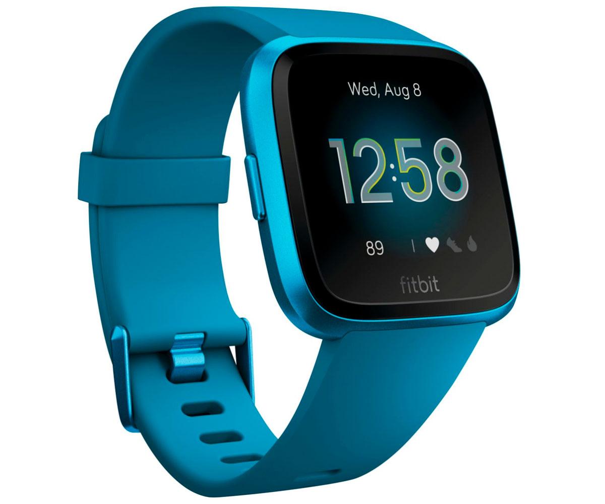 Fitbit Lite Azul Marino Aluminio