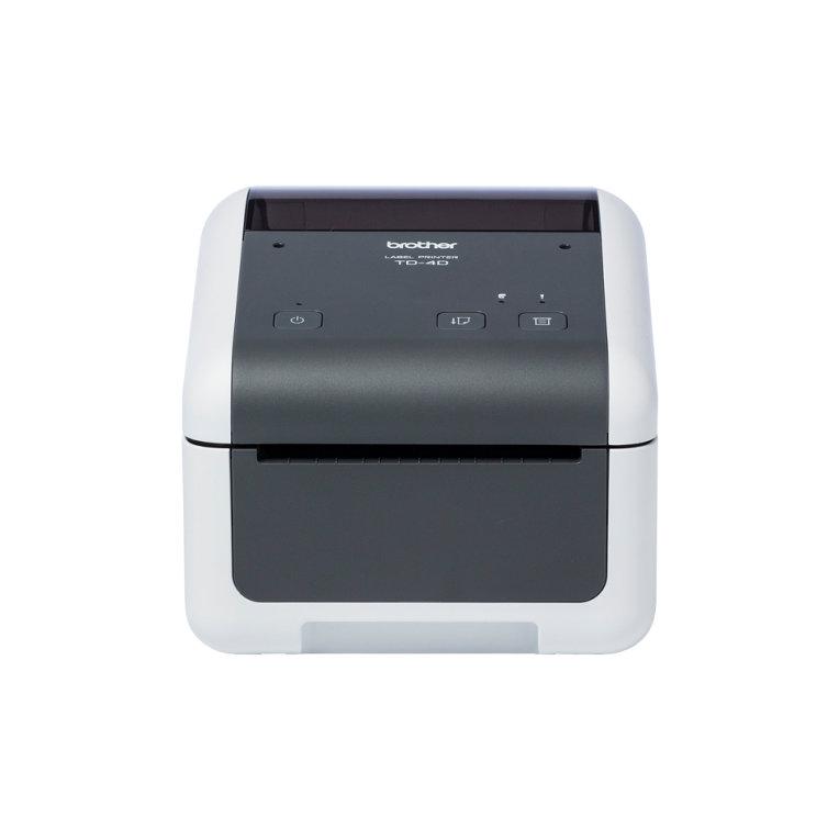 IMPRESORA ETIQUETAS BROTHER TD4410D 104MM 203MM/SEG 203ppp USB