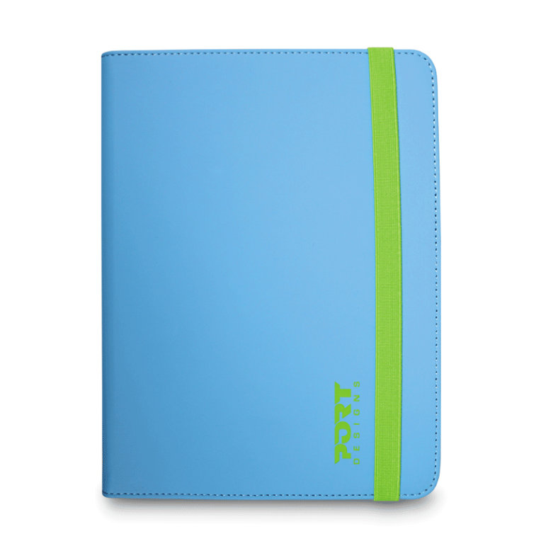 FUNDA TABLET PORT NOUMEA UNIVERSAL 7-8 VERDE