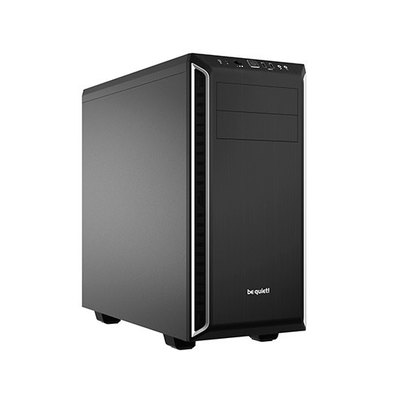 TORRE ATX BE QUIET! PURE BASE 600 BLACK/SILVER