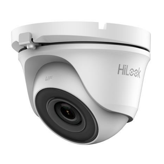 CAMARA HILOOK T1XX-M SERIES IR MINI TURRET / RES 4MP /LENTE FIJA 2.8/3.6/6MM /ME