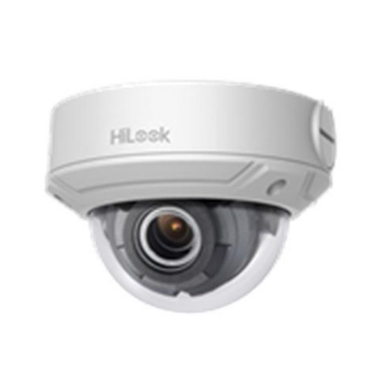 CAMARA HILOOK H.265 SERIES / D6 SERIES VARI-FOCAL IR DOME /RES 2MP/ LENTE 2.8~12