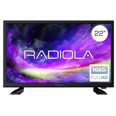 Radiola LD22100K TV 22 FHD HDMI TDT2 12V