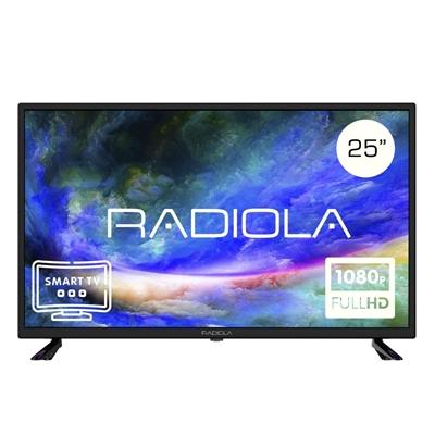 Radiola LD25100KA TV 25SmarTV  And. FHD HDMI TDT2