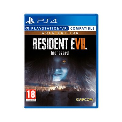 JUEGO SONY PS4 RESIDENT EVIL 7 GOLD EDITION