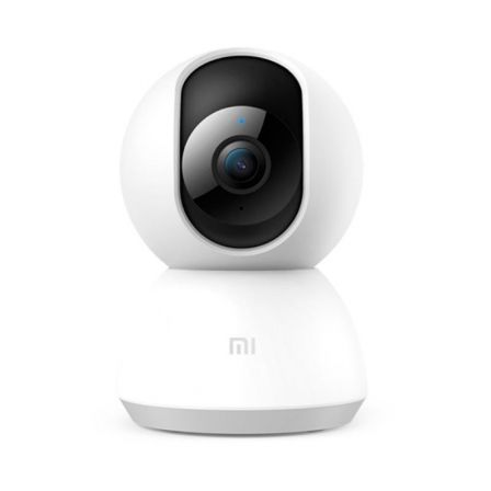 CÁMARA WIFI XIAOMI MI HOME SECURITY CAMERA 360º - 1080P - LENTE 110º ROTATORIA -