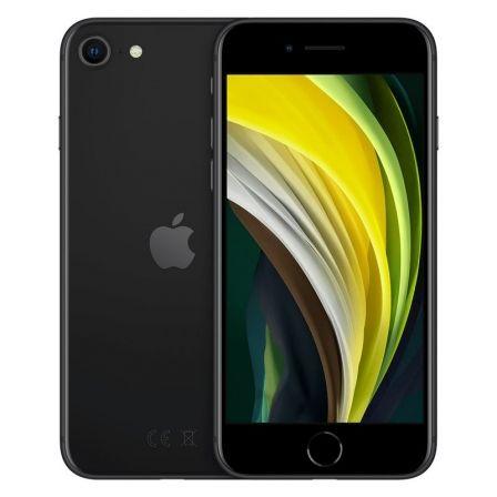 APPLE IPHONE SE 2020 256GB NEGRO - MXVT2QL/A