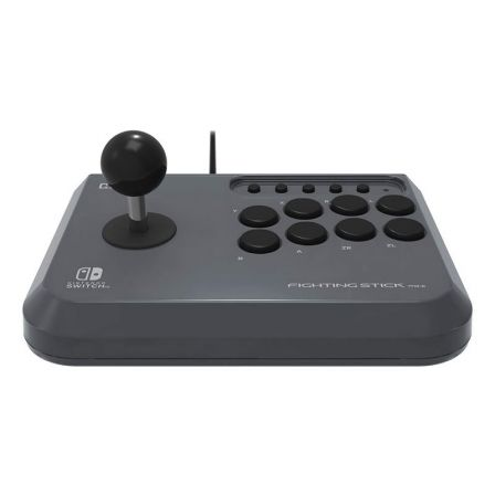 CONTROLADOR HORI FIGHTING STICK MINI PARA NINTENDO SWITCH/PC - 8 BOTONES + JOYST