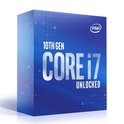 Intel Core i7 10700K 3.8Ghz 16MB LGA 1200 BOX