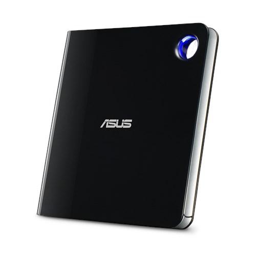 Grabadora Blu-Ray Externa Asus SBW-06D5H-U NEGRA