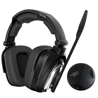 Auriculares con Micrófono Keep Out HXAIR Gaming Headset