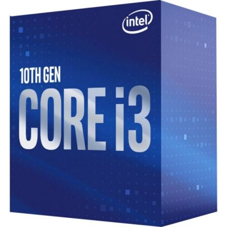 Procesador Intel Core i3 10100 3.6Ghz 6MB LGA 1200
