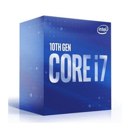 Intel Core i7 10700 2.9Ghz 16MB LGA 1200