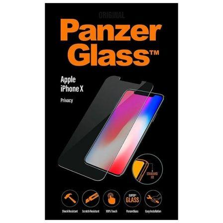 PROTECTOR DE PANTALLA PANZERGLASS P2622 PARA IPHONE X/XS - CRISTAL TEMPLADO 0.4M