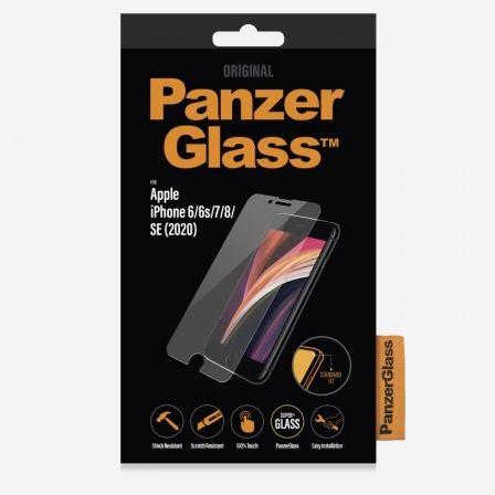 PROTECTOR DE PANTALLA PANZERGLASS 2684 PARA IPHONE 6/6S/7/8/SE (2020) - BORDES R