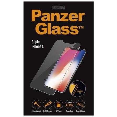 PROTECTOR DE PANTALLA PANZERGLASS 2622 PARA IPHONE X/XS - CRISTAL TEMPLADO 0.4MM