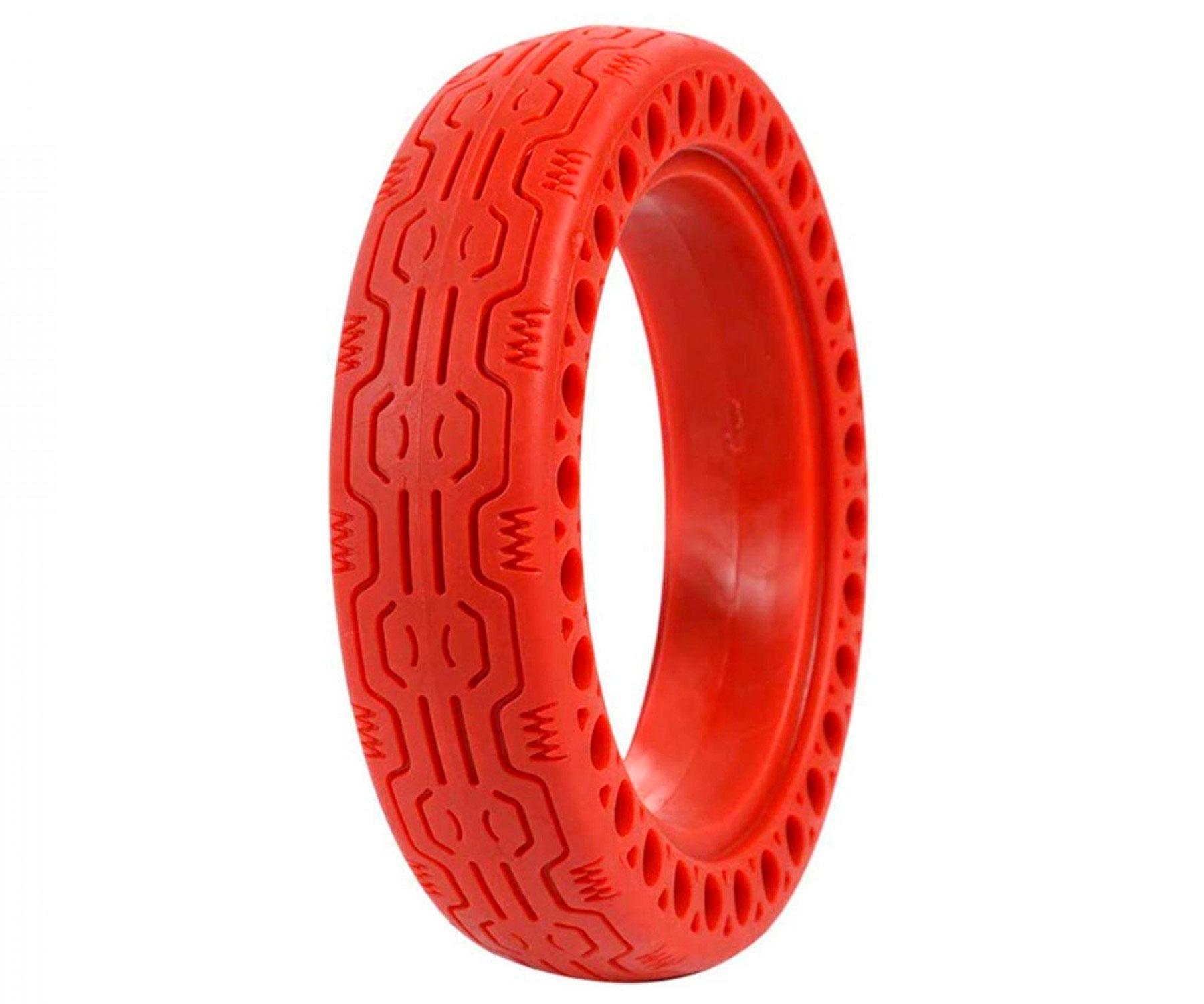 Neumático Sólido WHINCK NDURO Rojo 8.5