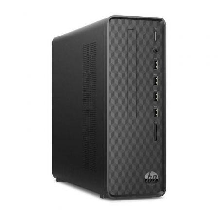 PC HP SLIM DESKTOP S01-PF1010NS - I3-10100 3.6GHZ - 8GB - 512GB SSD PCIE NVME -