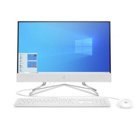 PC ALL IN ONE HP 22-DF0025NS - INTEL J4025 2.0GHZ - 4GB - 256GB SSD PCIE NVME -