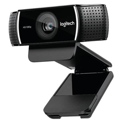 Webcam Logitech C922 Pro Stream Cam USB
