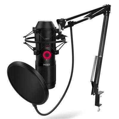 Kit de Microfono Krom Kapsule