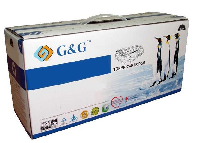 G&G DELL 2150/2155 AMARILLO CARTUCHO DE TONER GENERICO 593-11037