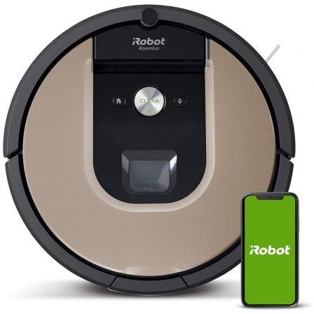 ROBOT ASPIRADOR IROBOT ROOMBA 974 - NAVEGACIÓN VSLAM CON LOCALIZACIÓN VISUAL - L