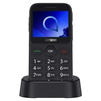 Alcatel 2019G Telefono Movil 2.4 QVGA Gris