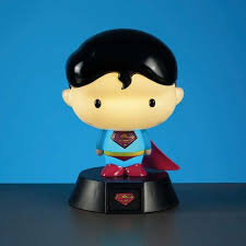 Lampara paladone icon dc comics superman