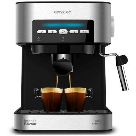 Cafetera Expreso Cecotec Power Espresso 20 Matic/ 850W/ 20 Bares
