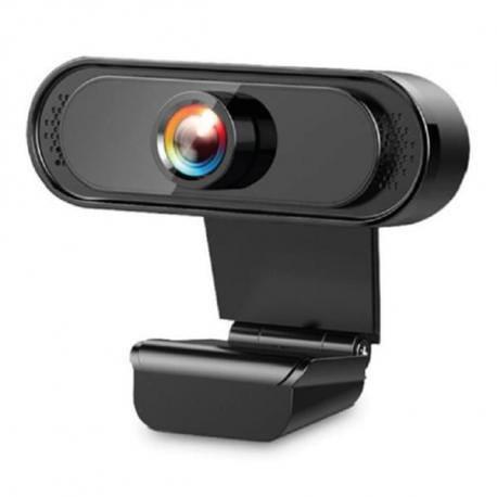 Webcam de Alta Definición Nilox NXWCA01 FHD 1080P / Enfoque Fijo