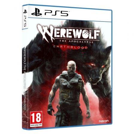 PS5 Juego Werewolf: The Apocalypse Earthblood