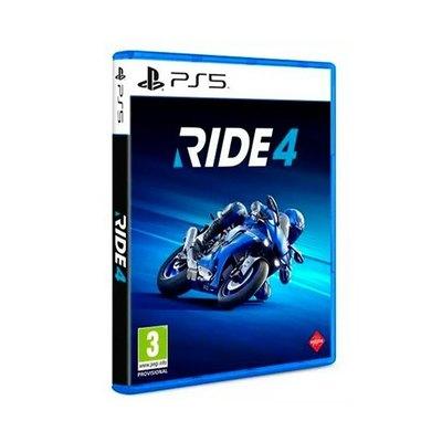 PS5 Juego Ride 4
