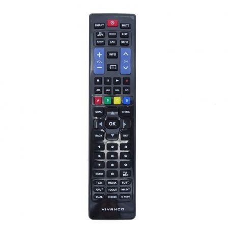 Mando para TV Vivanco 39299 compatible con TV LG