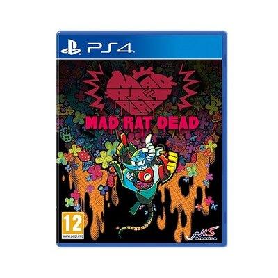 PS4 Juego Mad Rat Dead