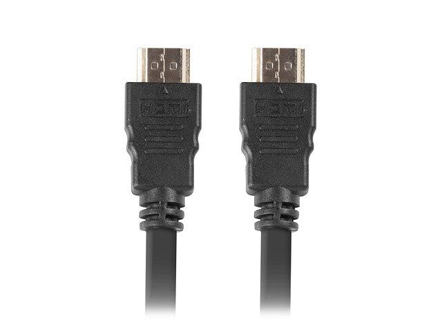 Cable Lanberg HDMI V 1.4 alta velocidad de 5m Macho/Macho Negro
