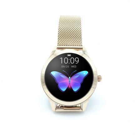 Smartwatch Innjoo Voom/ Frecuencia Cardíaca/ Oro