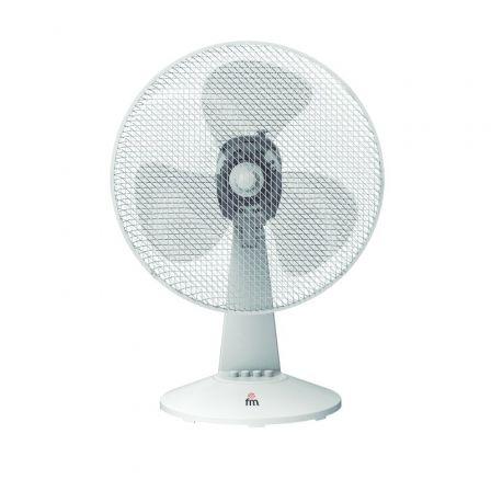 Ventilador de Sobremesa FM SB-140 / 40W / 3 Aspas 40cm / 3 velocidades