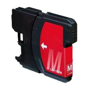 LC980M - LC985M - LC1100M XL (Magenta) Cartucho de Tinta Compatible