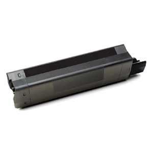 OKI C3100BK Toner Compatible Negro
