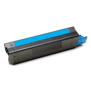 OKI C3100C Toner Compatible Cian