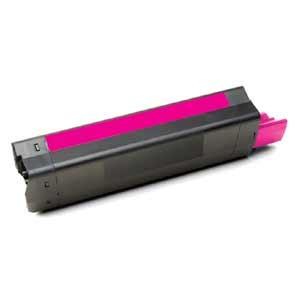 Oki C5650 Compatible Magenta Toner