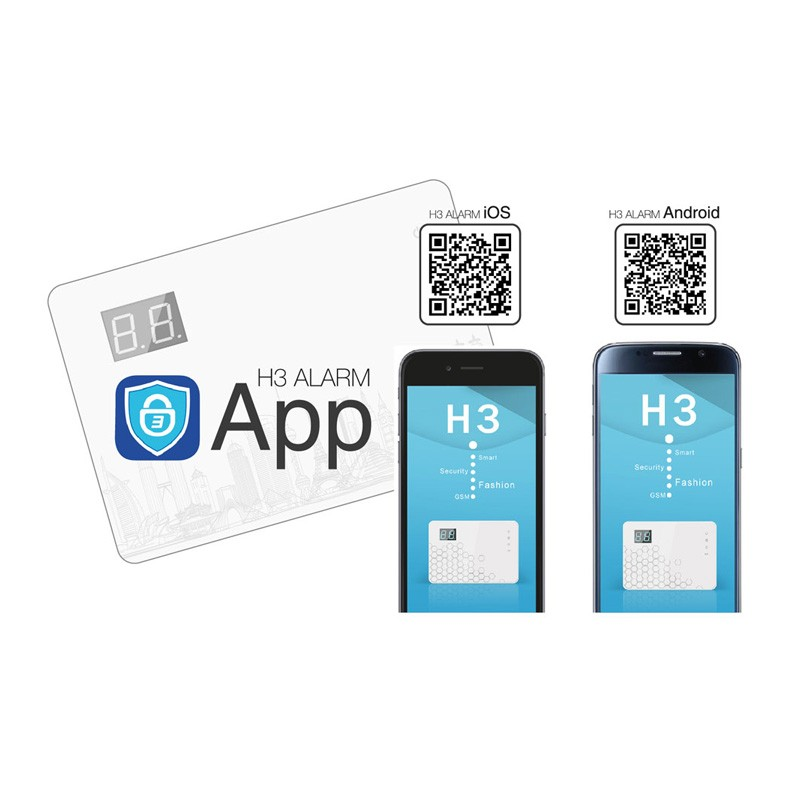 Sistema de alarma gsm sms biwond security protect - Sistema de alarma gsm ...