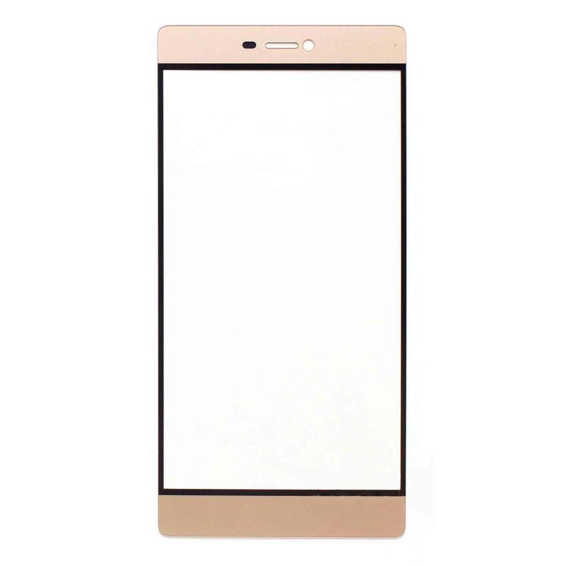 huawei-ascend-p8-repuesto-cristal-pantalla-oro